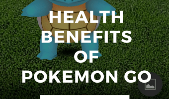 3 Health Benefits of Pokemon Go