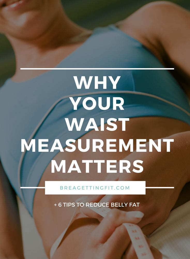 healthy waist circumference