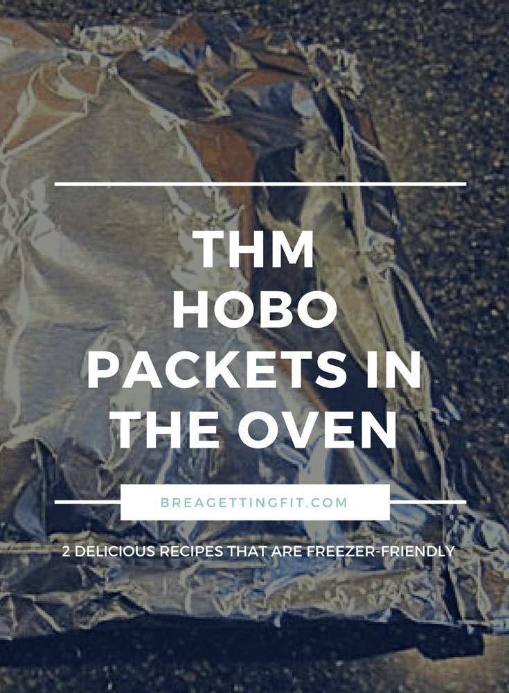 hobo packets in the oven