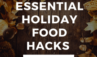 6 Healthy Holiday Food Hacks For Emotional Eaters