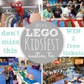 Looking for something fun to do before school starts? Enter to win 2 free tickets to LEGO KidsFest Austin for the opening night from BreaGettingFit!