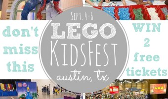 Win Tickets To LEGO KidsFest Austin!