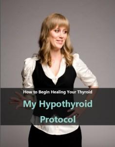 my hypothyroid protocol