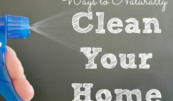 26 Ways to Naturally Clean Your Home Using Vinegar