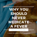 treat a fever naturally