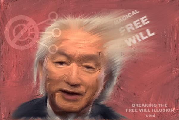 Kaku free will