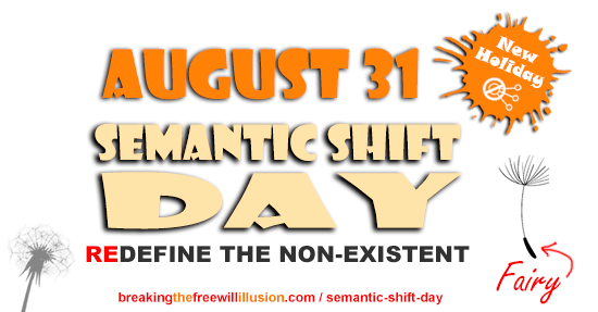Semantic Shift Day