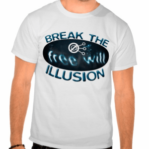 Free Will Illusion Smoke - TShirt