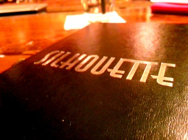 Stopped by Silhouette Sushi, for some late night eats and cocktails