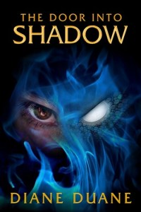 Cover of The Door into Shadow by Diane Duane