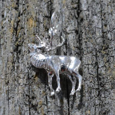 Elk Charm
