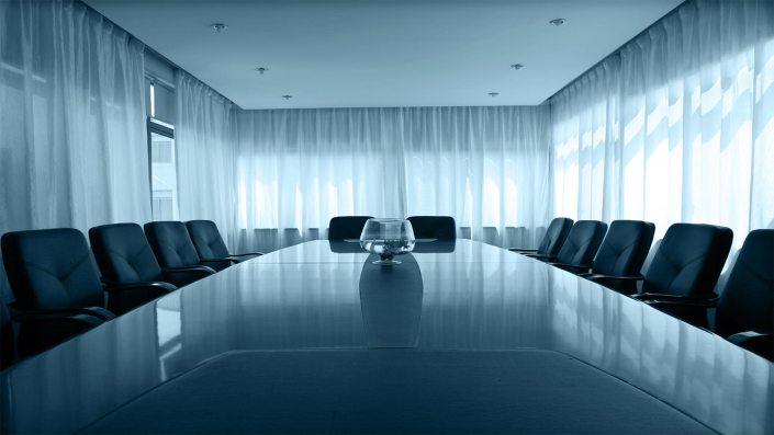 board room Bree Goldstein