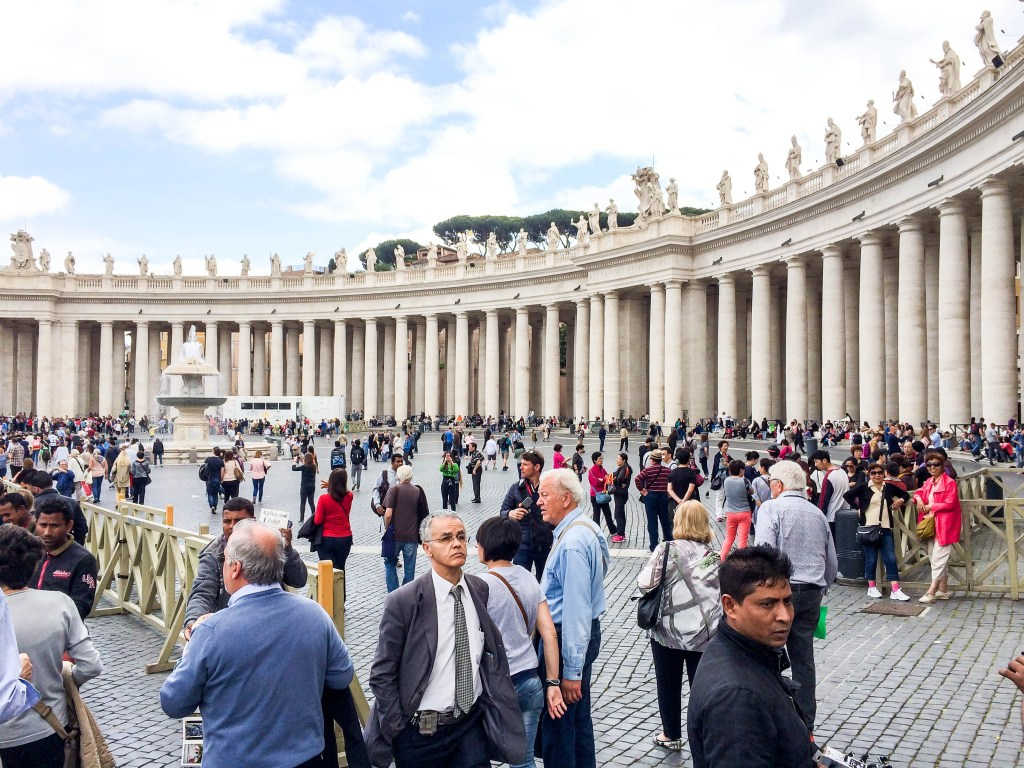 Important Tip When Visiting The Vatican | Breezing Through-1