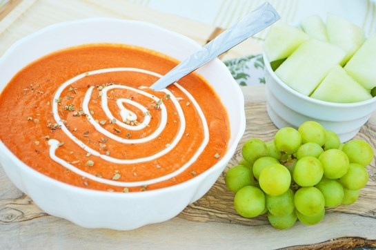 Beautiful image of jalapeno soup recipe