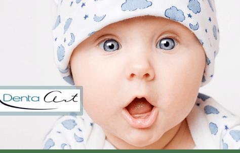 Ортодонтско лечение при бебета