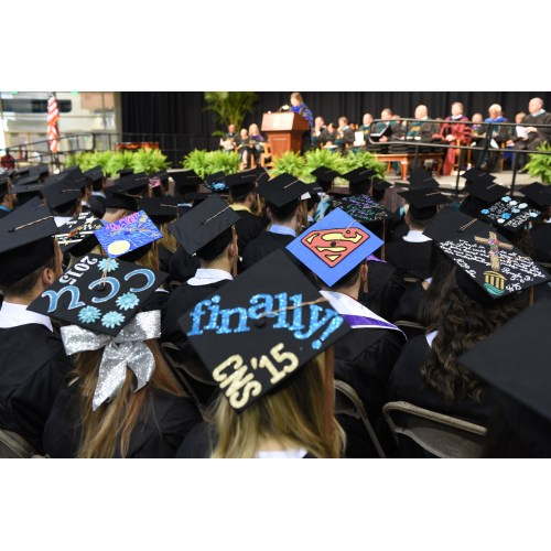 Medium Crop Of Graduation Cap Decorations