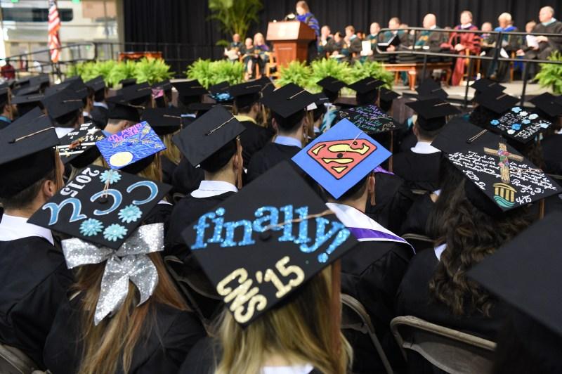 Large Of Graduation Cap Decorations