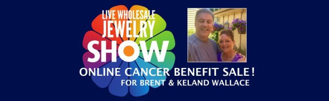 Live Facebook Jewelry Sale! Wholesale Cancer Benefit!
