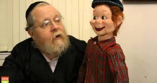 """הבובה שלוימי עם סיפורי מופת לילדים על מוהרא""""ש הקדוש"""