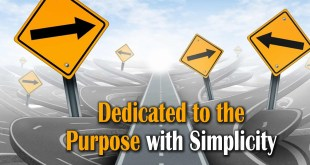 Dedicated to the purpose | Simplicity