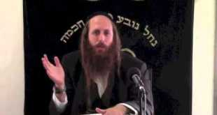 Li'kutay Moharan 34 Pt8 Believe that Hashem is all loving 3-3-2014
