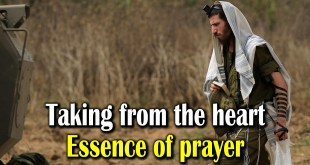 Talking from the Heart | Essence of prayer