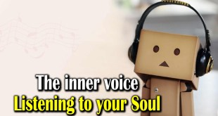 The inner voice | Listen to your Soul