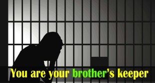 You are your brothers keeper | Galut