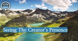 Who is Really Running the show ? | Seeing God's Presence