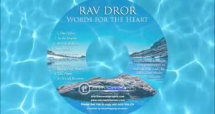 Rav Dror – 'The Truth' – Words for the Heart CD