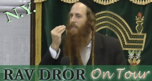 Rav Dror @ The Sandcastle | How to Achieve Real Closeness to God