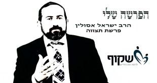 הדבר הכי קדוש בעולם זה רצון של יהודי! – הרב אסולין  עם חמש דקות על הפרשה