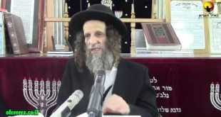 הרב עופר ארז- Rabbi Ofer Erez  The secret of Hitchadshut – Renewal on the month of Nisan.