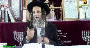 Rabbi Ofer Erez – the greatness of this generation & Hashem's true joy and happiness.