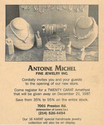 Vintage print ad