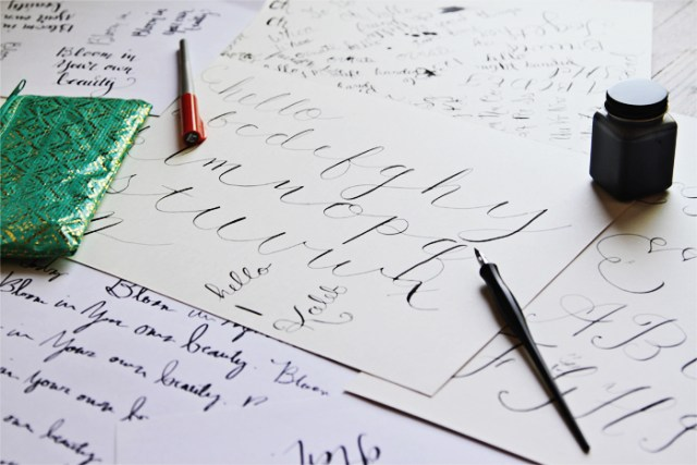 Brewed-Together-Learning-New-Skills-Calligraphy-8