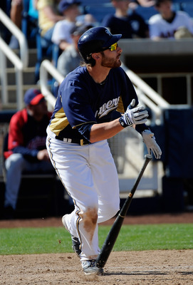 Odds of Each Player on Milwaukee Brewers' 25-Man Roster to Make 2012 MLB All-Star Game (6/6)