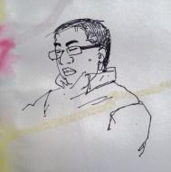 Sketching, Traveling