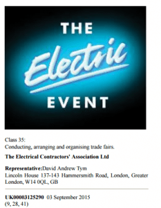 The Electric Event