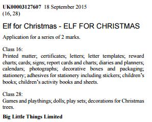 Elf for Christmas