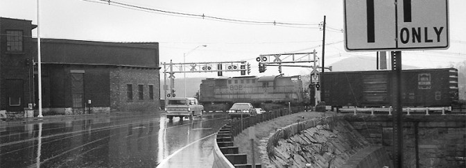 Daily Post Maine Central Alco In The Rain At North