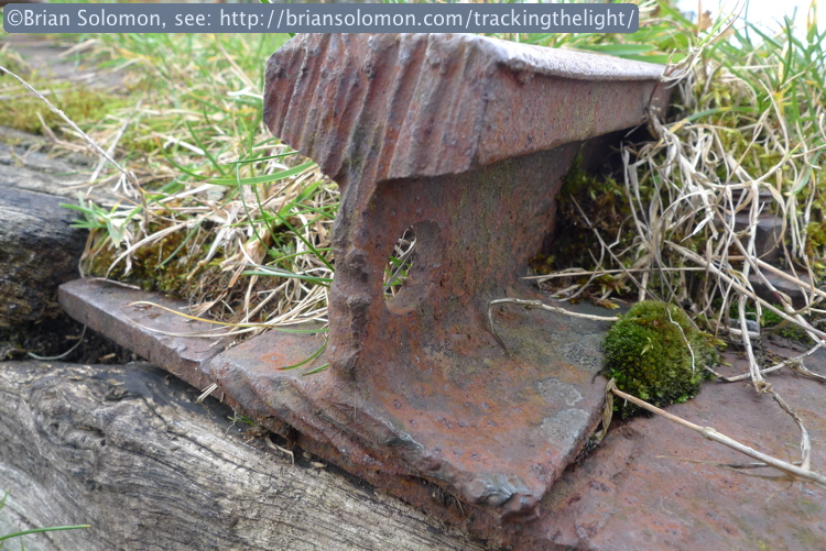 bord na móna plc ~ vestiges of narrow gauge—tracking the light daily post