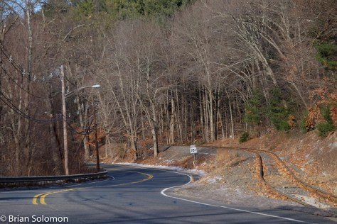 Along Route 181 in Palmer, Mass.