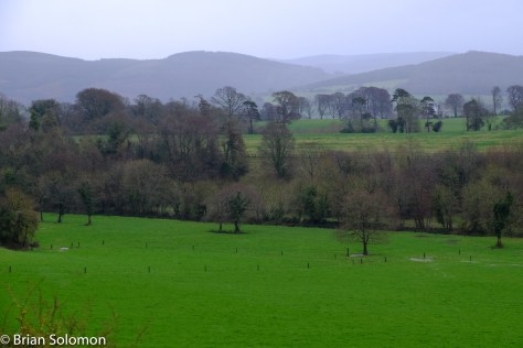 View near Clonmel, County Tipperary.
