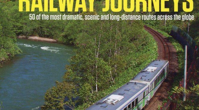 Exotic Railway Journeys Radio Interview on Wednesday!