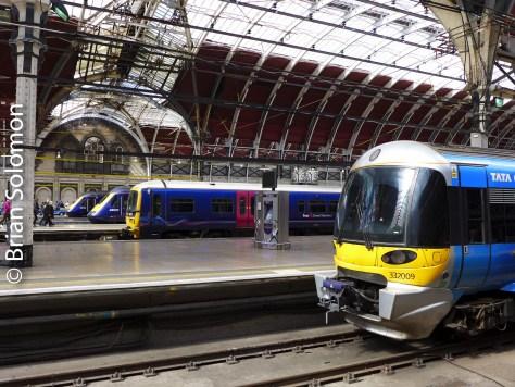 Paddington Station, London. Lumix LX7 photo.