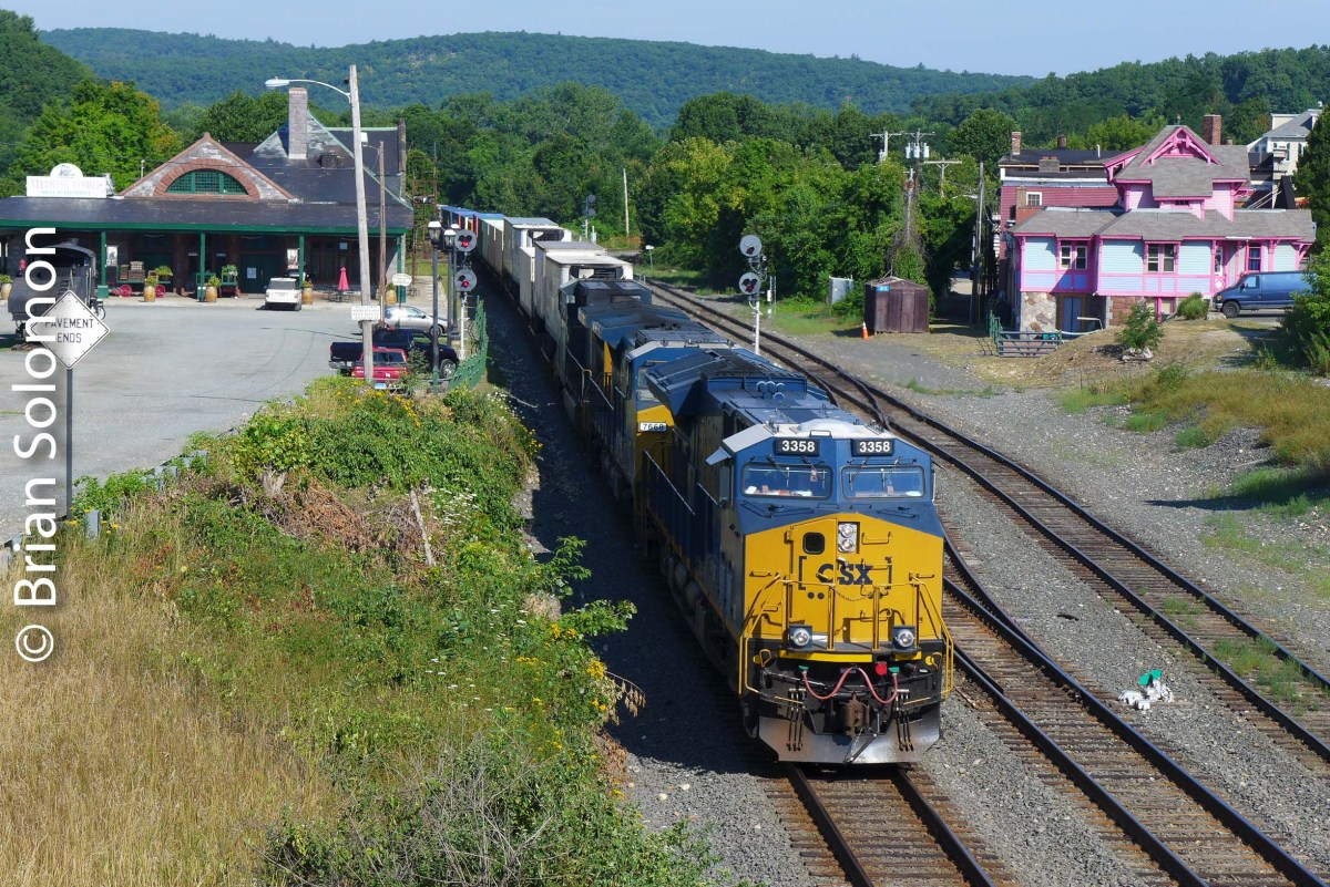 Tracking The Light Catch Of The Day Csx Ge Tier 4