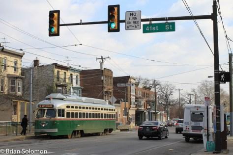 Heritage streetcar lines.