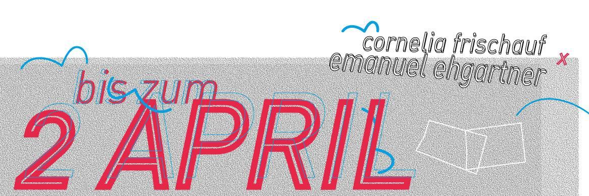 OPENING // Die Schaukel #3 // Cornelia Frischauf x Emanuel Ehgartner