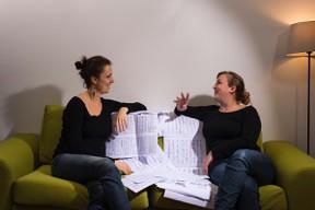 Ambitus extended: Johanna Lacroix & Silvia Kaniczki